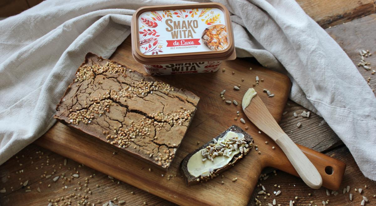 Chleb gryczany - przepis na chleb z mąki gryczanej