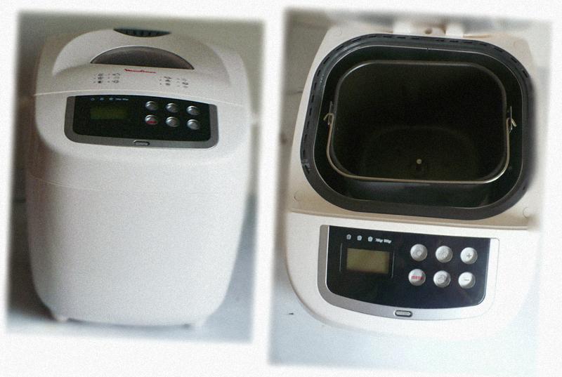 Automaty do pieczenia chleba