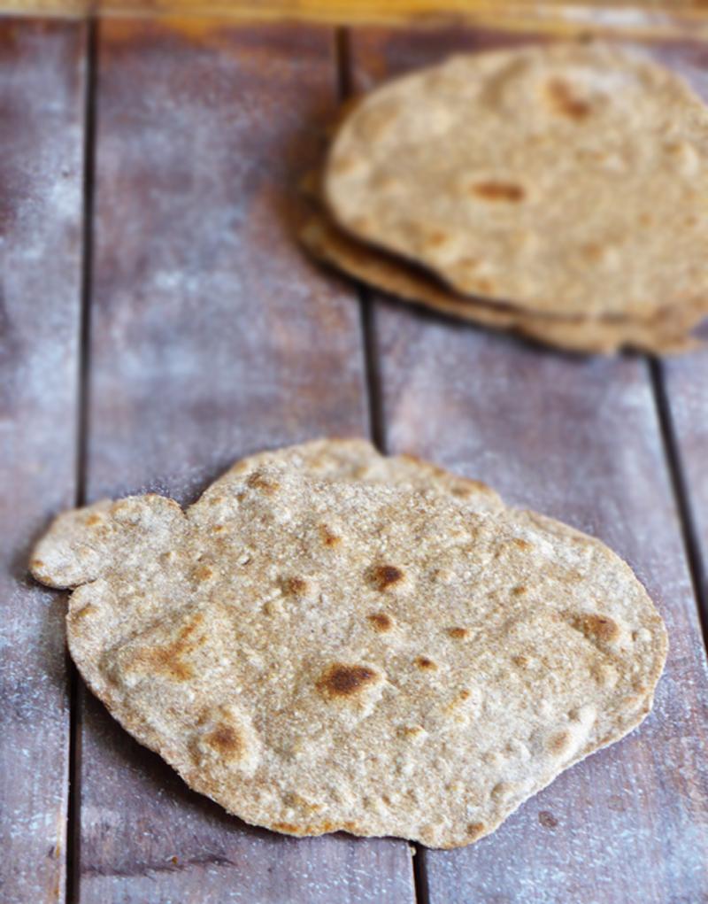 Chlebki Roti