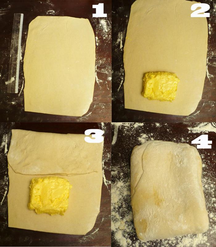 domowe ciasto francuskie