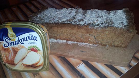 Pan Tomasz - chleb żytni