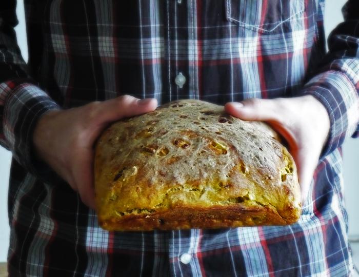 Chleb jesienny na zakwasie