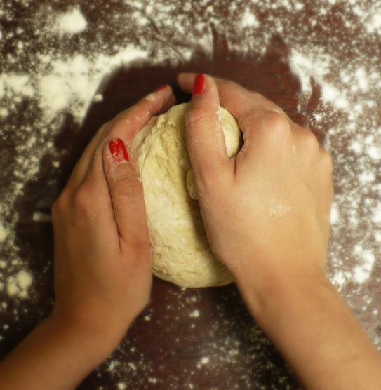 ciasto na chleb