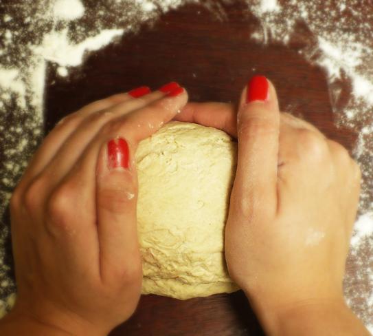 formowanie ciasta