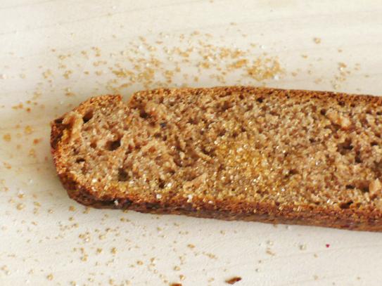 słodki chleb