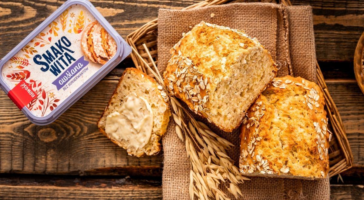 Owsiany chleb dla zabieganych