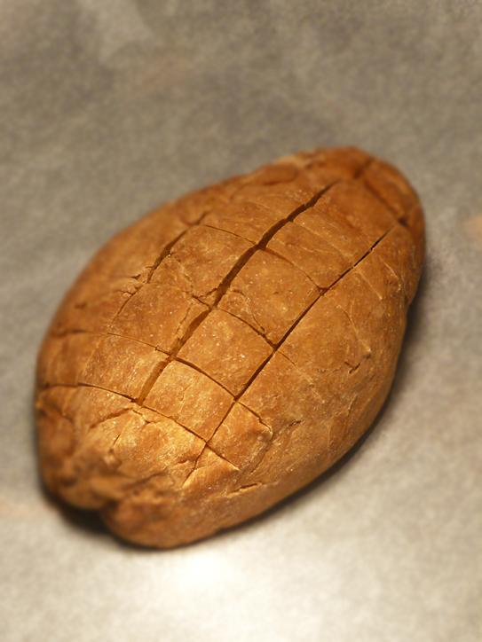 ciasto na chleb z melasą