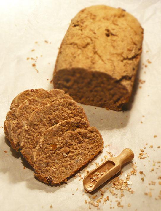 chleb noworoczny