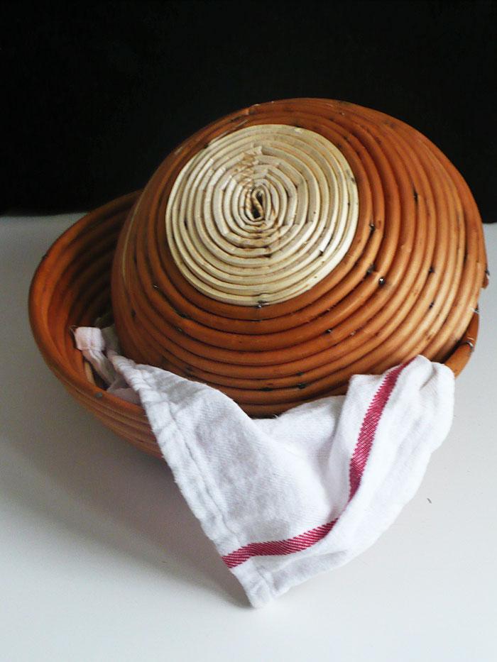 koszyk do wyrastania chleba