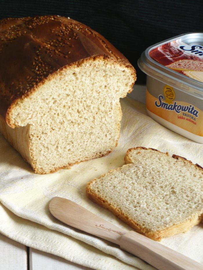 Prosty chleb orkiszowy