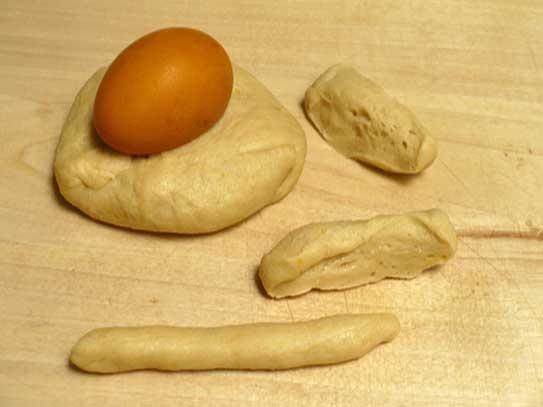 greckie chlebki