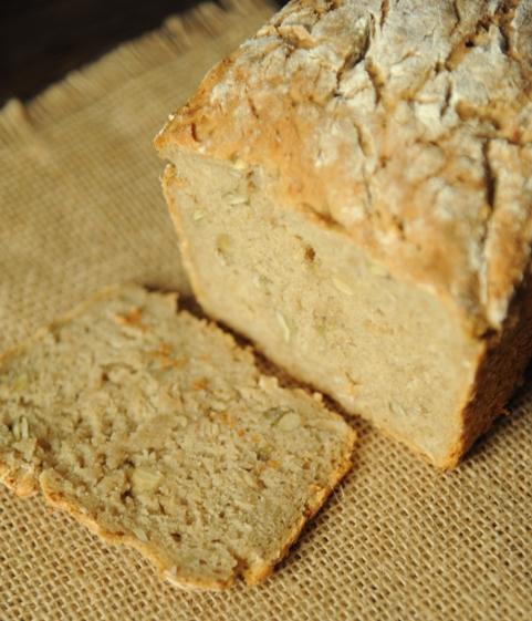 Żytni chleb nocny
