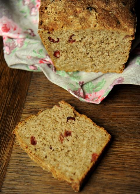 Chleb żytni owsiany na zakwasie