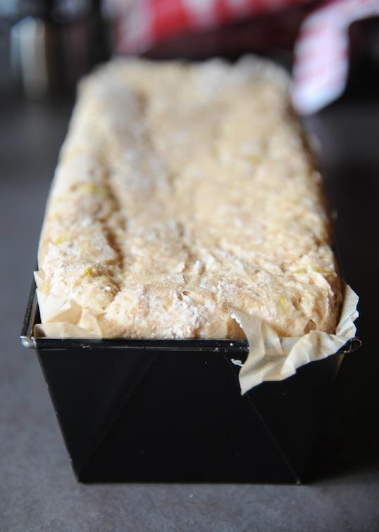 chleb z twarożkiem