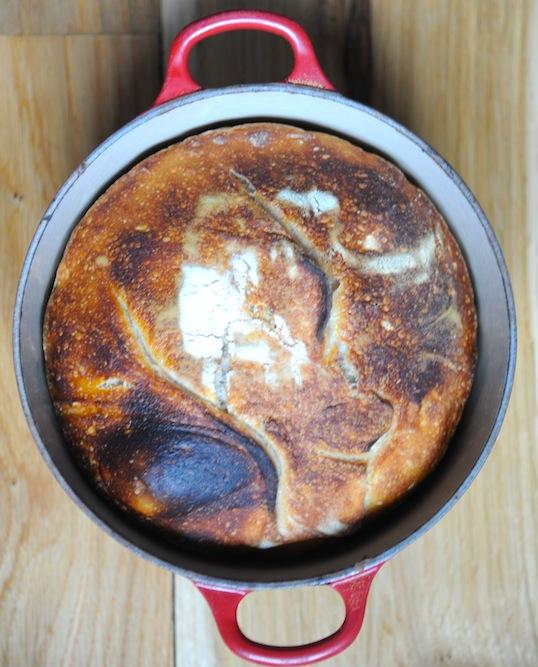 Chleb tartine