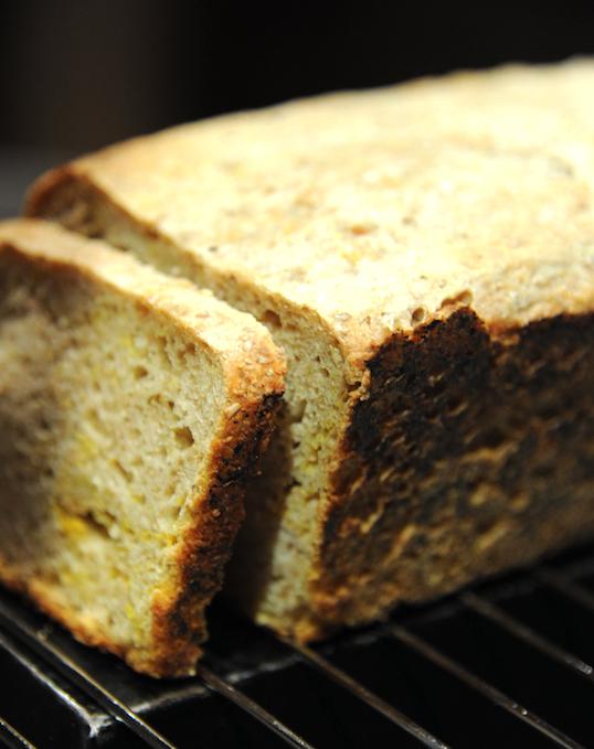 Chleb indyjski na zakwasie pszennym