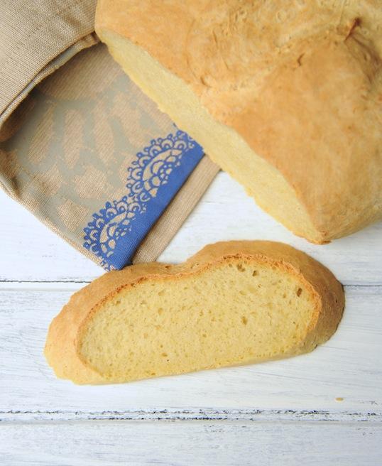 Chleb z dynią i mleczkiem kokosowym