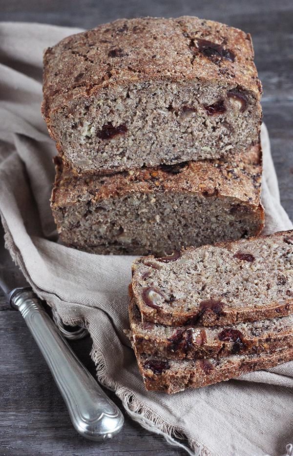 Chleb fitness na zakwasie żytnim