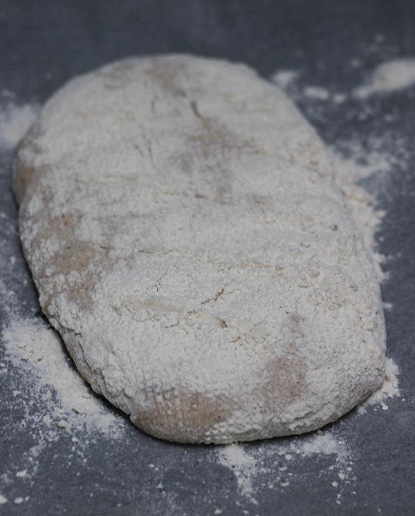 normandzki chleb jabłkowy