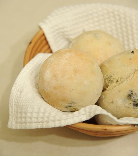 Bułeczki z oliwkami