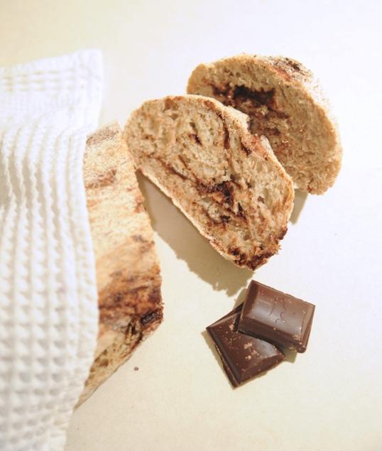 Bagietka czekoladowa