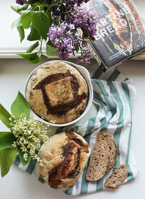 Orkiszowy Tartine Bread