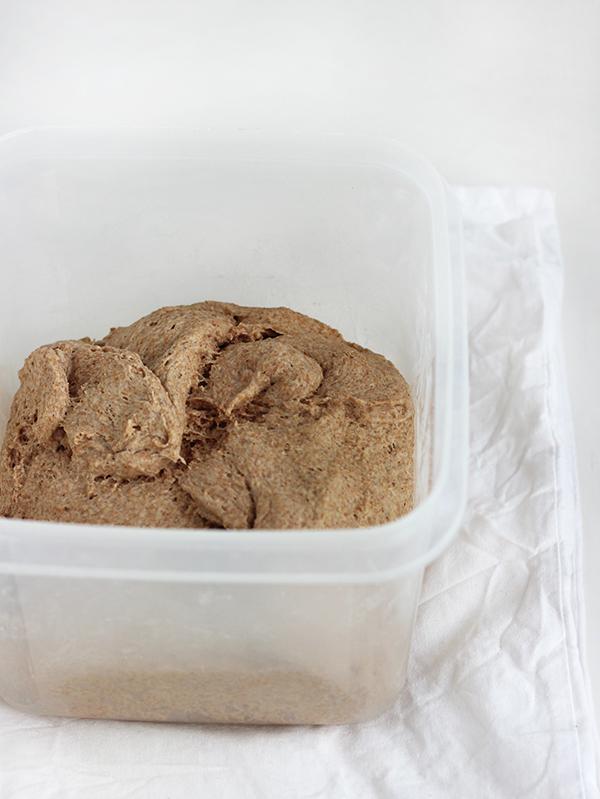 pełnoziarnisty tartine bread