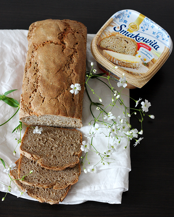 piwny chleb żytni na zakwasie