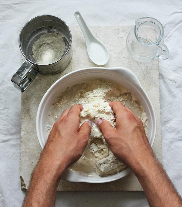 ciasto drożdżowe krok po kroku