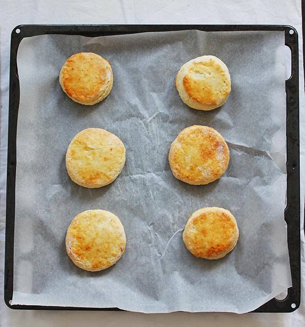 Ciasto na proszku do pieczenia/sodzie oczyszczonej krok po kroku