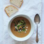 co zrobić z chleba? jesienna zupa chlebowa