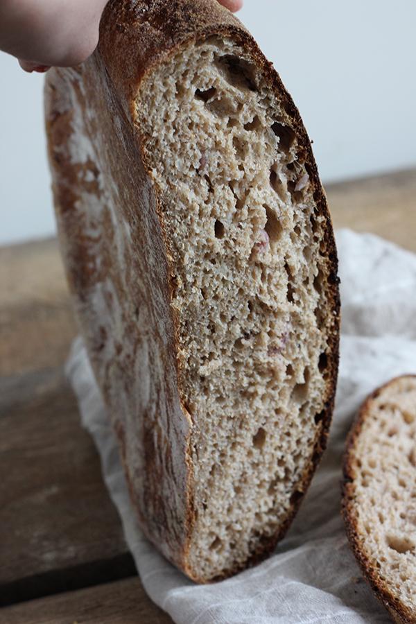 Dlaczego mój chleb na zakwasie się nie udał