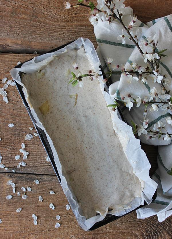 Chleb żytni na zakwasie z cydrem i jabłkiem