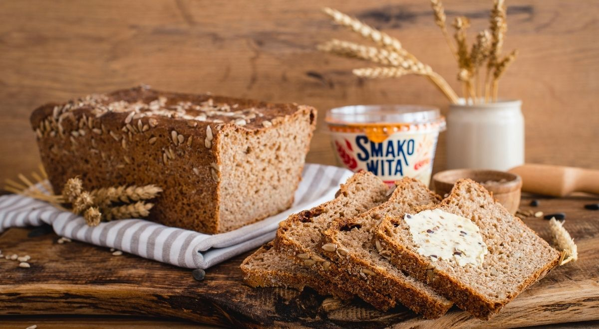 Chleb z płaskurki na zakwasie