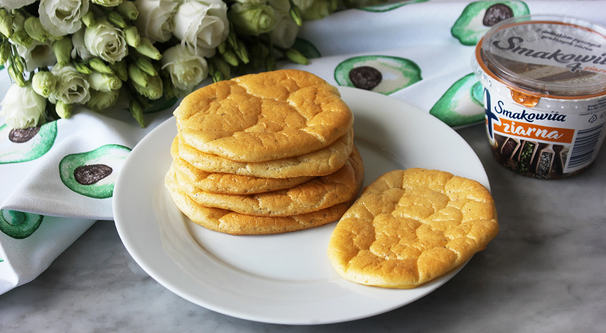 Cloud bread - ketogeniczny chleb