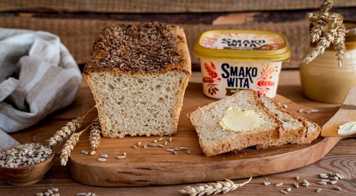 Szybki chleb na drożdżach instant